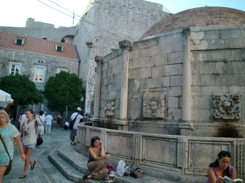 ドゥブロヴニクは15〜16世紀にはイタリアのヴェネツィアと並ぶ貿易都市