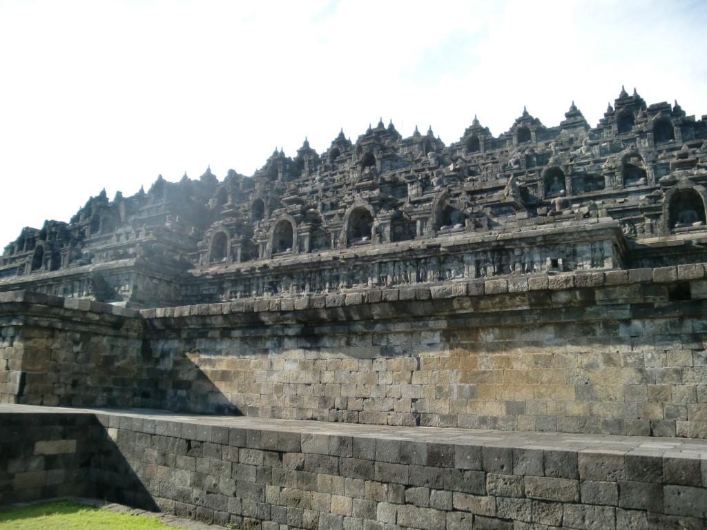 世界最大級の仏教遺跡
