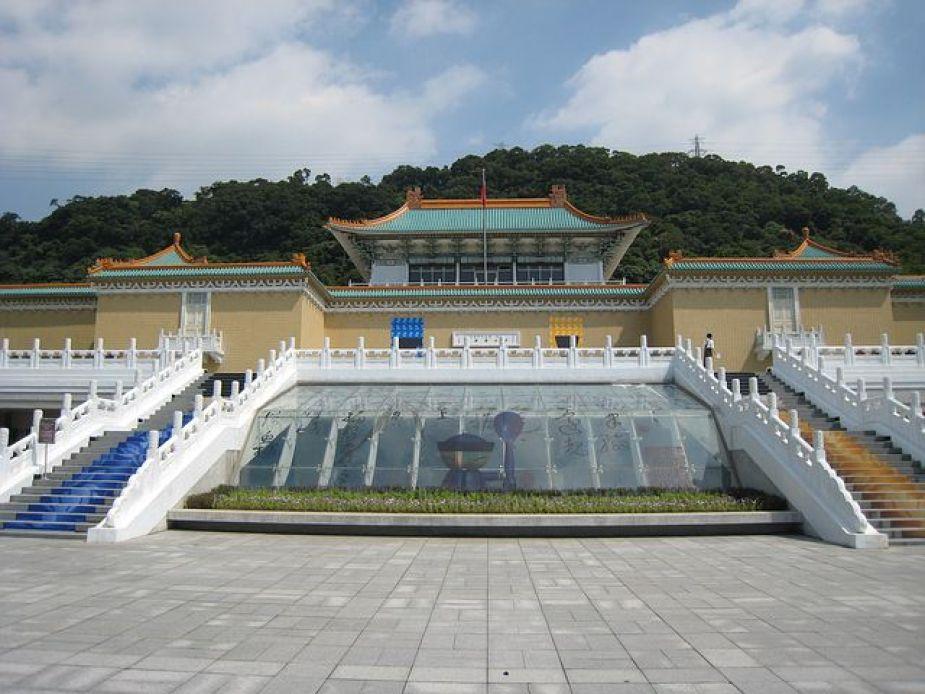 世界四大博物館といわれ歴代中国皇帝のコレクションを収蔵する『国立故宮博物院』