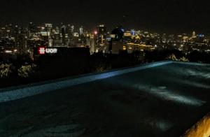 ジャカルタ BCAタワー・スカイバー夜景①