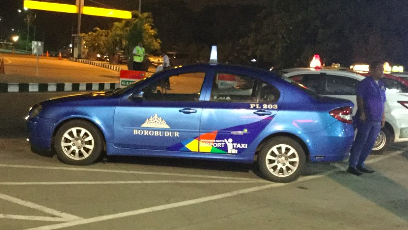 ブルーバードと騙されるな!インドネシアのタクシーの乗り方・応用編