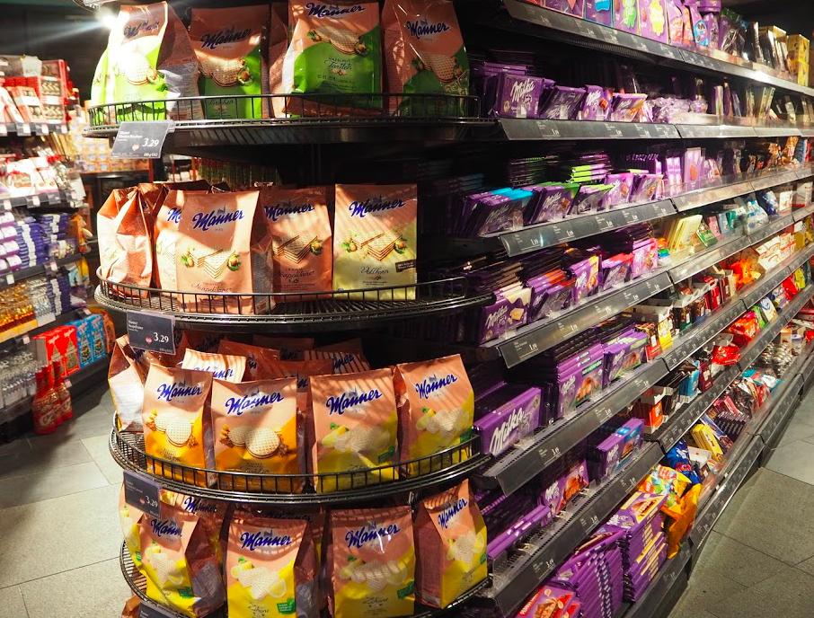 ウィーンのスーパーマーケット徹底解説〜営業時間や日曜・休日には注意〜