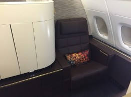 Etihad's First Class Apartment