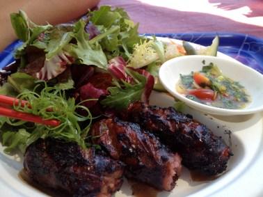 Cambodian Sausage