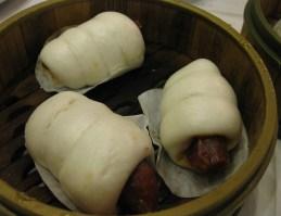 Hong Kong-style Sausage Bun
