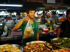 The Night Bazaar in Chiang Mai is amazing!
