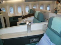 Korean Air Kosmo Suites