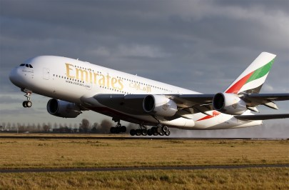 EK's big bird
