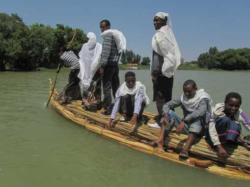 Life on Lake Tana