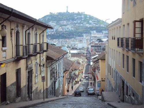 Quaint Quito in Ecuador