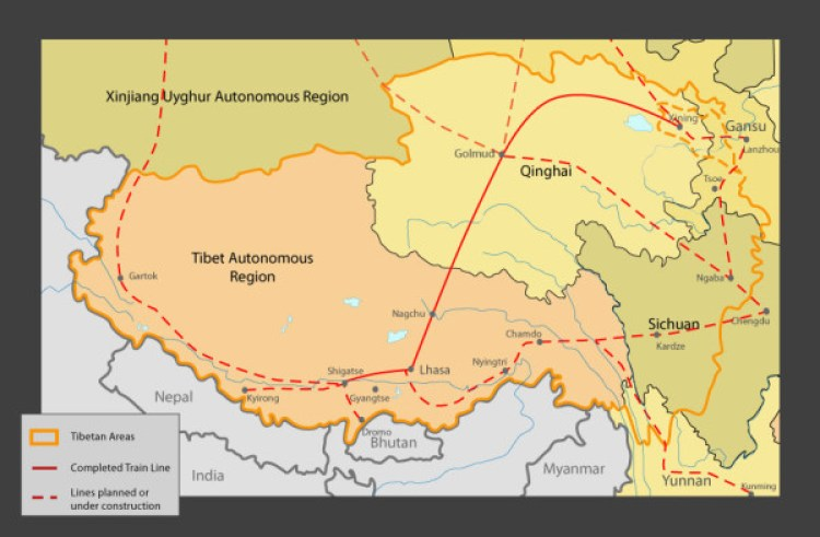 Tibet-map-railroad-41-600x393