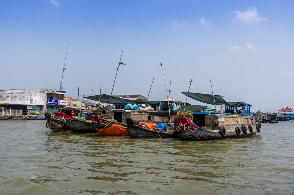 Mekong Delta - Titelbild