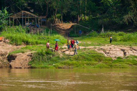 Mit dem Slow Boat auf dem Mekong