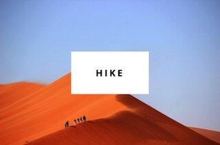 Hike top