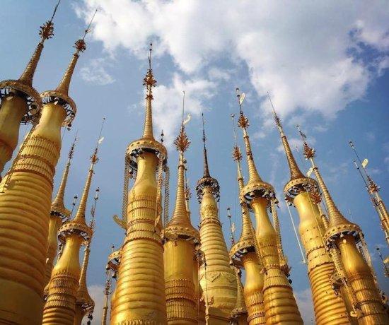 Indein Pagoda