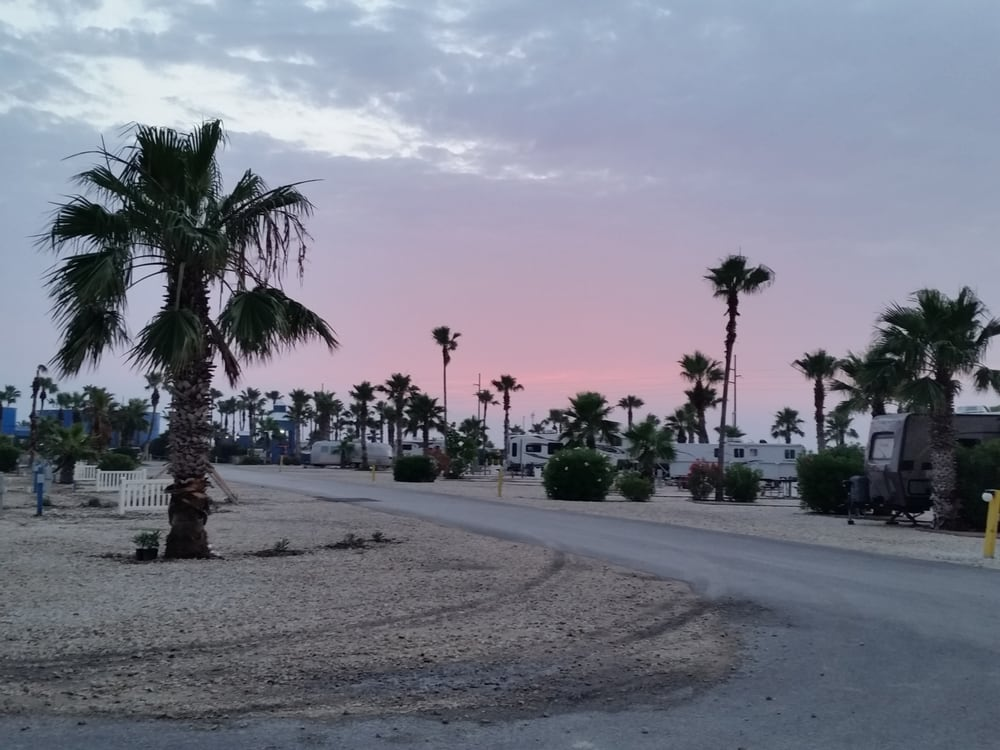 South Padre Island, Texas looks beautiful during the sunset, but once the natural light is gone, strange things start to happen...