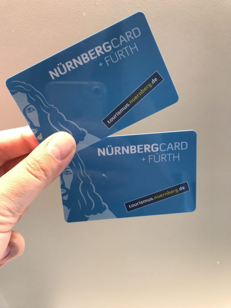 nurnberg card