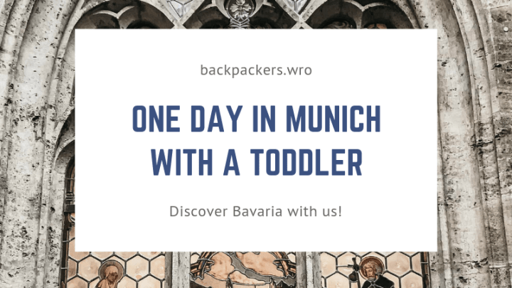 One Day in Munich with Toddler: 1-day Munich Itinerary