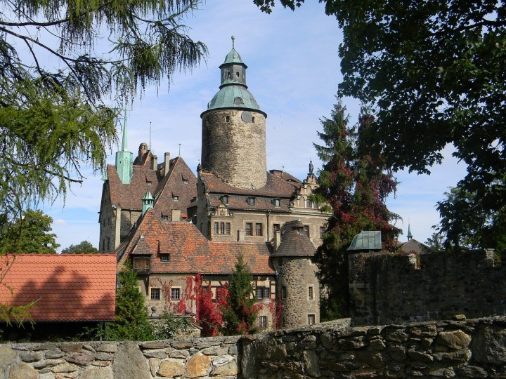 best day trips from Wroclaw Czocha Castle