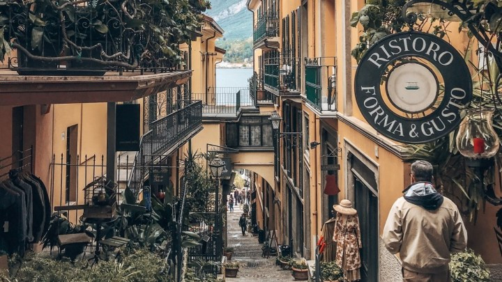 how to get from milan to bellagio