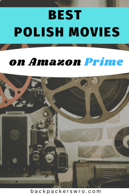 Watch the most popular Polish movies of recent years before you travel to Poland! We have selected our favorite Polish movies on Amazon Prime. Have fun!