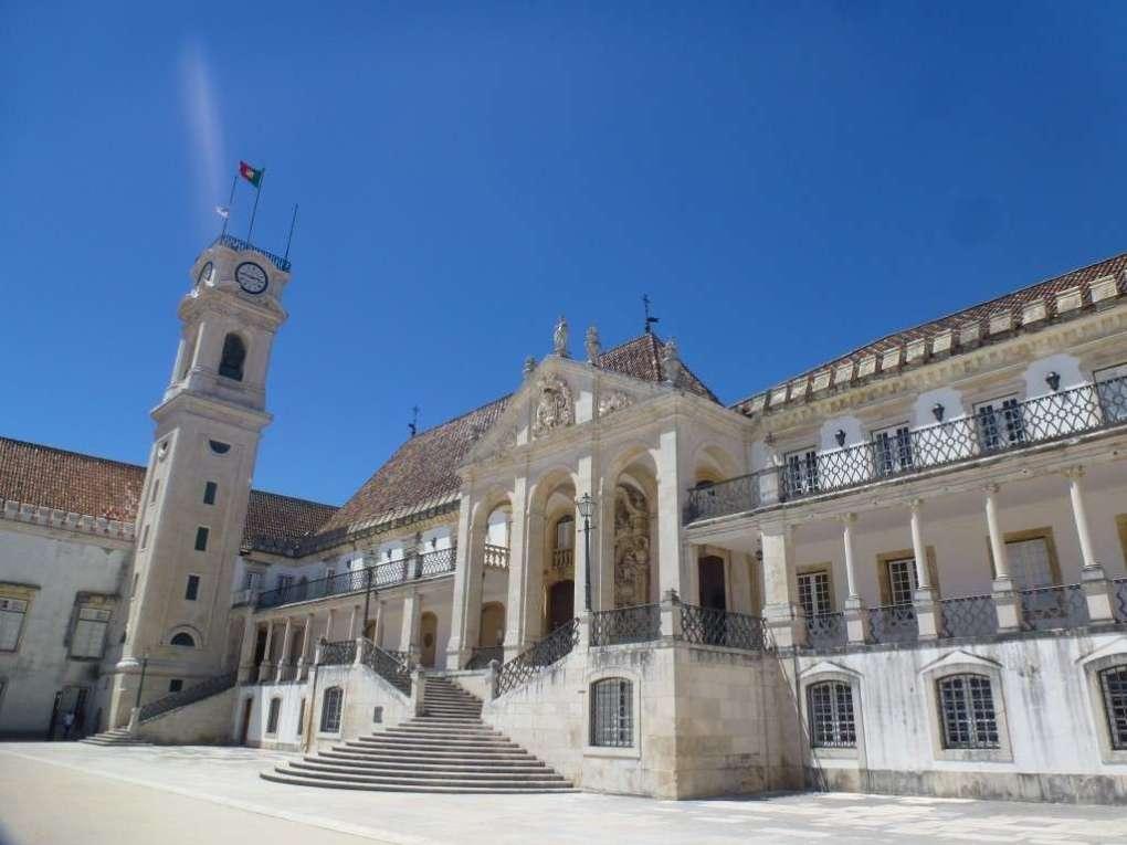 coimbra portugal university travel itinerary