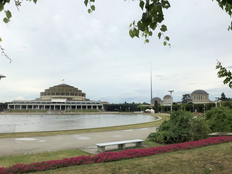 things to do in wroclaw Centennial Hall