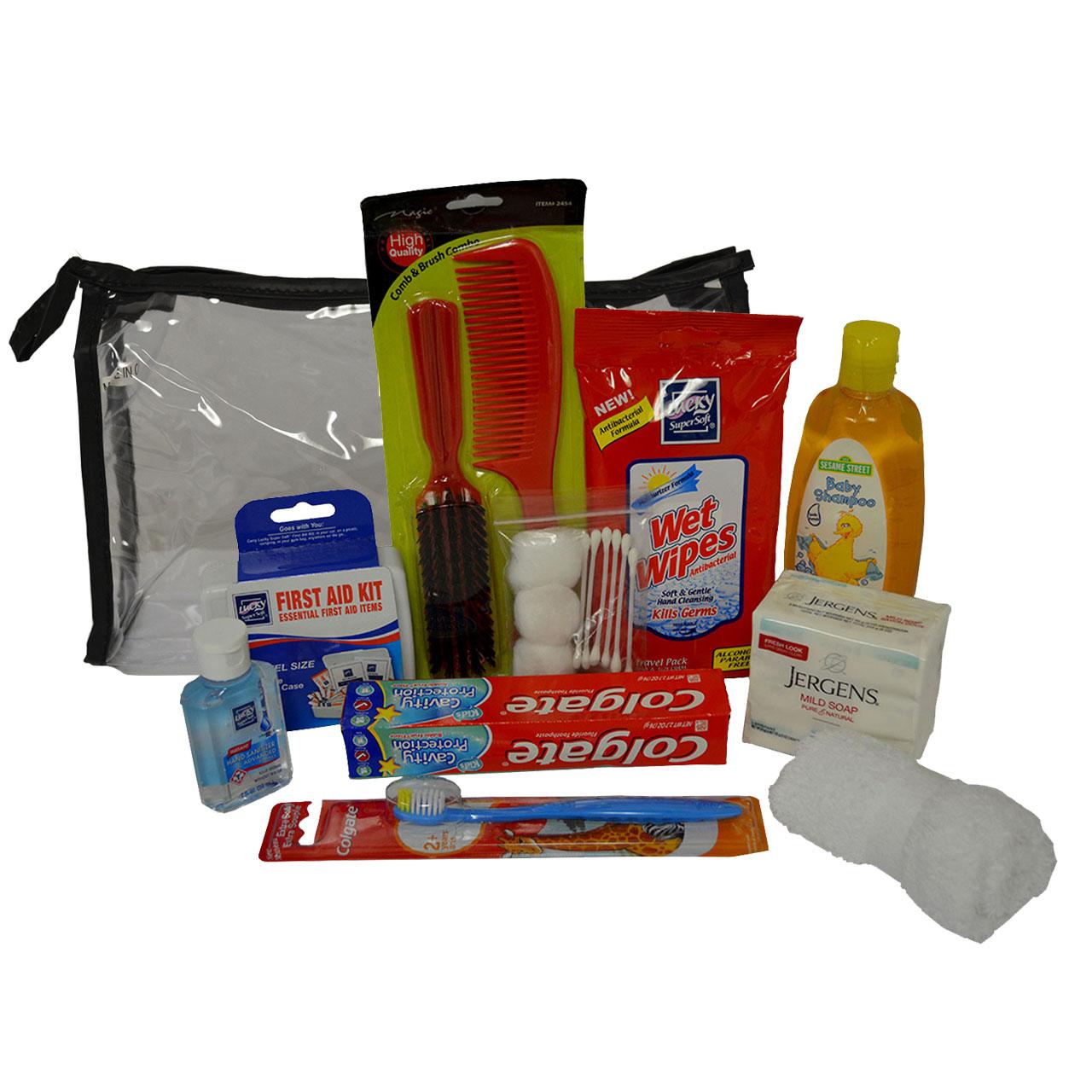 Deluxe Kids Personal Hygiene Kit 003 Kck008