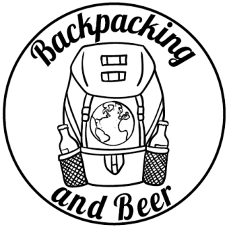 Backpacking and Beer logo