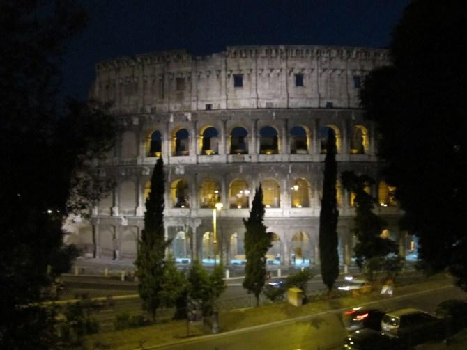 Sweet dreams, Rome!