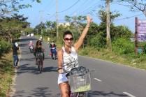 Biking in Hoi An