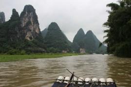 Li river in Xingping