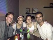 Steve, Lucy, Gianna & me