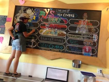 Amy's Ice Cream in 6th Street