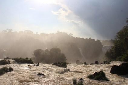 Iguazu Falls - The Brazilian side
