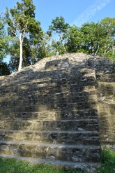 One of many ruins in Belize - Cahal Pech