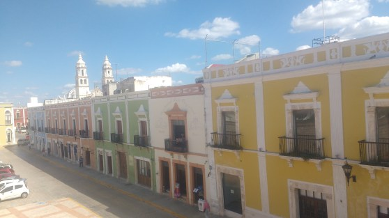 Campeche buildings