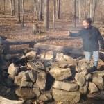 Dry Reservoir Shelter Fire