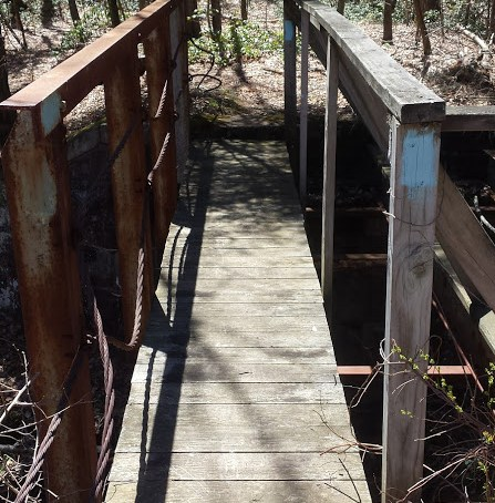 RT 74 Nipmuck Trail Bridge