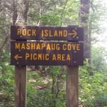 Mashpaug Cove Picnic Area