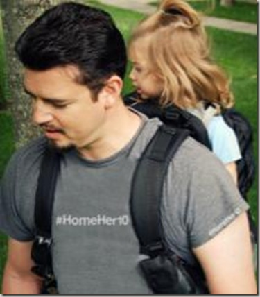#HomeHer10 T-shirt