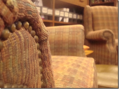 The most comfortable reading chairs in on the western seaboard.