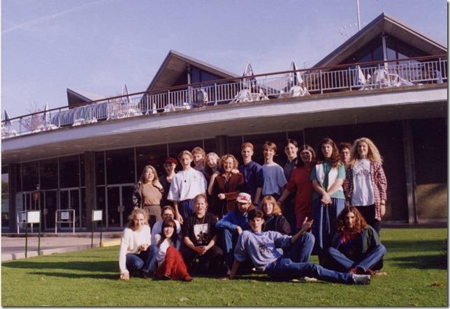 Stratford Trip--1993