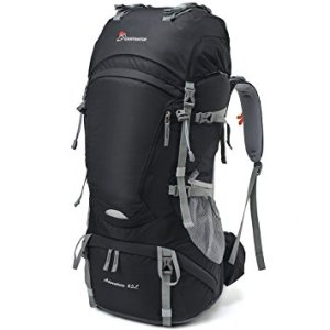 Mountaintop 60L Internal Frame Backpack