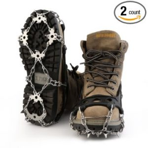 OUTAD Crampons Non-slip Shoes Cover