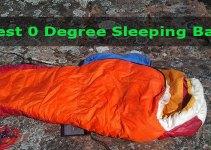 best 0 degree sleeping bags