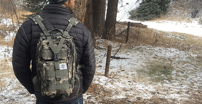 best small tactical backpacks under $50