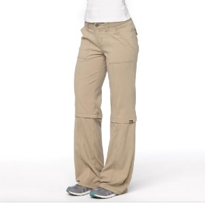 prAna Women's Monarch Convertible Reg Inseam Pant