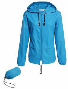 Beyove Women's Lightweight Active Outdoor Waterproof Rain Jacket review