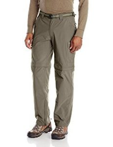ExOfficio Men's BugsAway Ziwa Convertible Pants
